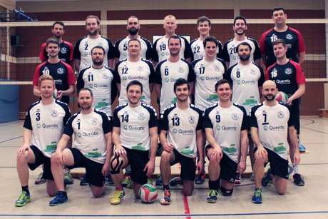 Quentic utrustar volleybollag med matchtröjor